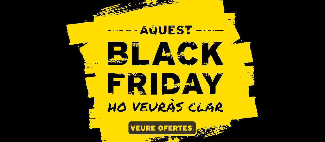 Ofertes Black Friday