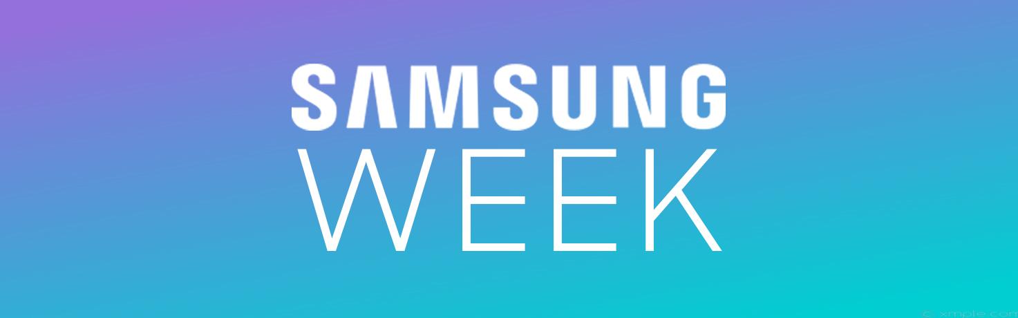 Samsung Week - Deshumidificadors