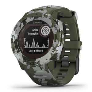 Rellotge Esportiu Garmin Instinct Solar Camo Militar