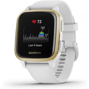Rellotge Esportiu Garmin Venu Sq White/Gold