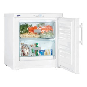 Congelador V Liebherr Gx823-21 63x55cm Blanc A+