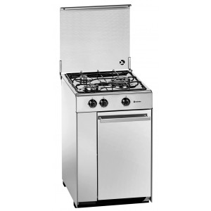 Cuina Gas Meireles 5302dvw 3f 53cm Bl S/Forn Porta