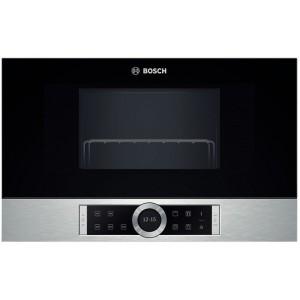 Microones Grill 21l Bosch Bel634gs1 Integrab Compa