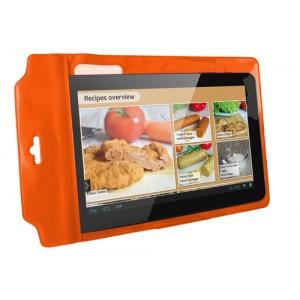 Funda Universal Ksix Easy Cook Standing Taronja