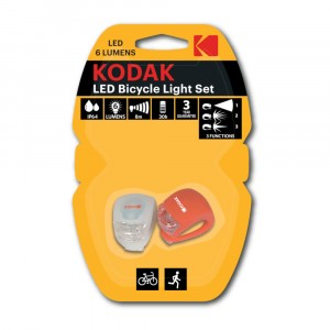 Llanterna Bicicleta Kodak