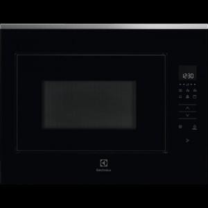 Microones Grill 26l Electrolux Kmfd264tex Vidre Negre/Inox