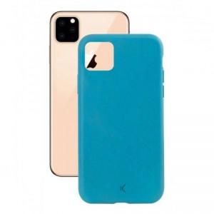 Funda Ksix Eco-Friendly Iphone 11 Blau