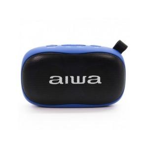 Altaveu Portatil Aiwa Bs-110bl Bluetooth Blau