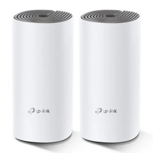 Pack Router Wi-Fi Tp-Link Deco E4(2-Pack) Ac1200 Doble Banda