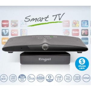 Receptor Smart Tv Android Engel En1005 Amb Camera