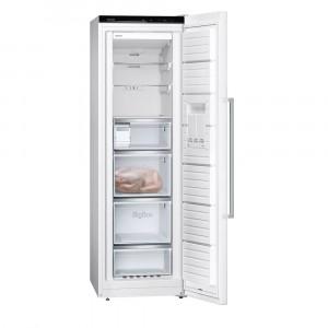 Congelador V Siemens Gs36nawep 186cm Nf Blanc A++