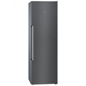 Congelador V Siemens Gs36naxep 186cm Nf Black Inox A++ Dispensador Gel