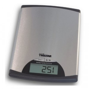 Balança Cuina Tristar Kw2435 5kg Inox