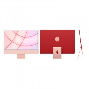 """Ordinador Apple Imac 24"""" 4.5k M1 Chip 8core Cpu 8core Gpu 8gb 256gb Pink"""