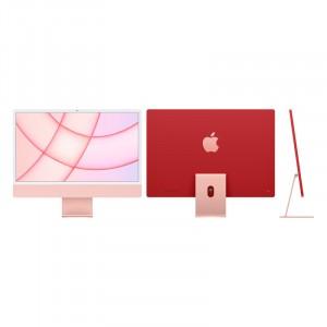 """Ordinador Apple Imac 24"""" 4.5k M1 Chip 8core Cpu 8core Gpu 8gb 512gb Pink"""