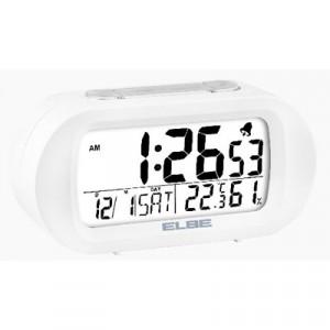 Rellotge Despertador Elbe Rd009 Digital Blanc