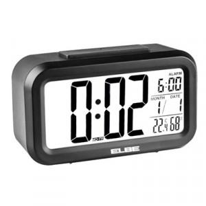 Rellotge Despertador Elbe Rd668n Digital Negre