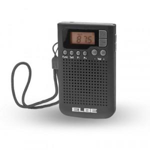 Radio Butxaca Elbe Rf93 Digital Negra