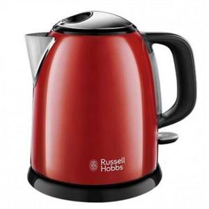Bullidor Russell Hobbs Rh24992-70 Mini Colours Plus+ 1l Vermell