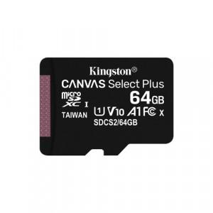 Targeta Micro Sd 64gb Kingston Sdcs2/64gb Classe 10