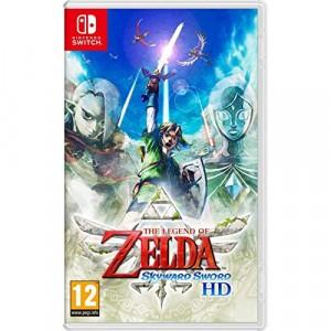 Joc Nintendo Switch The Legend Of Zelda: Skyward Sword Hd