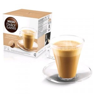 Cafe Dolce Gusto Espresso Tallat (16 Capsules)