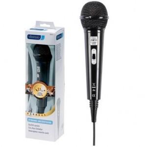 Microfono Vivanco Dm 10 Llarg 3.5-6.3mm 500ohm 3,1m