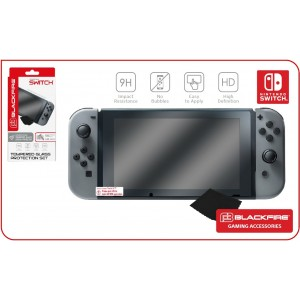 Protector Pantalla Blackfire Per Nintendo Switch