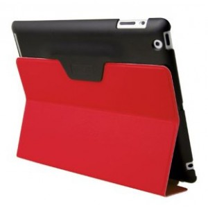Funda Cabrio Kriz Jetset Verm Apple New Ipad Uniq