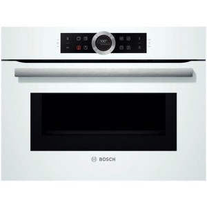 Forn Bosch Cmg633bw1 Indep Multif Compacte Blanc