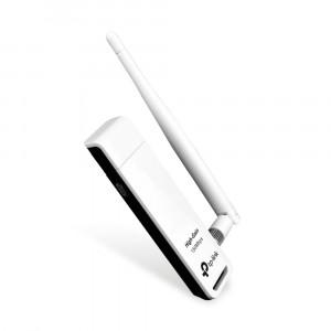 Adaptador Wi-Fi Tp-Link Wn722n Usb - 150 Mbps