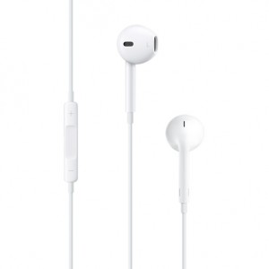 Auricular Apple Earpod Amb Clavija De 3,5mm
