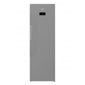 Congelador V Beko Rfne312e43xn 185cm Nf Inox A++