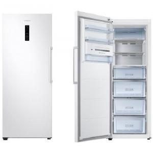 Congelador V Samsung Rz32m7535ww/Es 185cm Nf Blanc A++