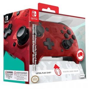 Comandament Gaming Pdp Sw Wpdcfocwrc Per Swith Vermell