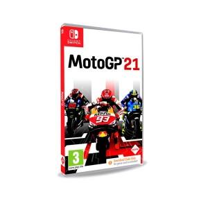 Joc Nintendo Switch Moto Gp 21