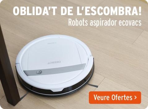 Comprar robot aspirador Ecovacs