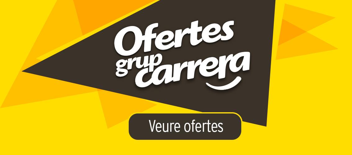 Ofertes a Grup Carrera