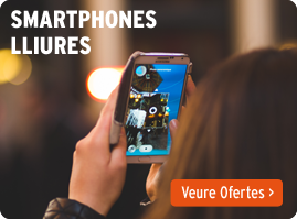 Smartphones lliures a Grup Carrera