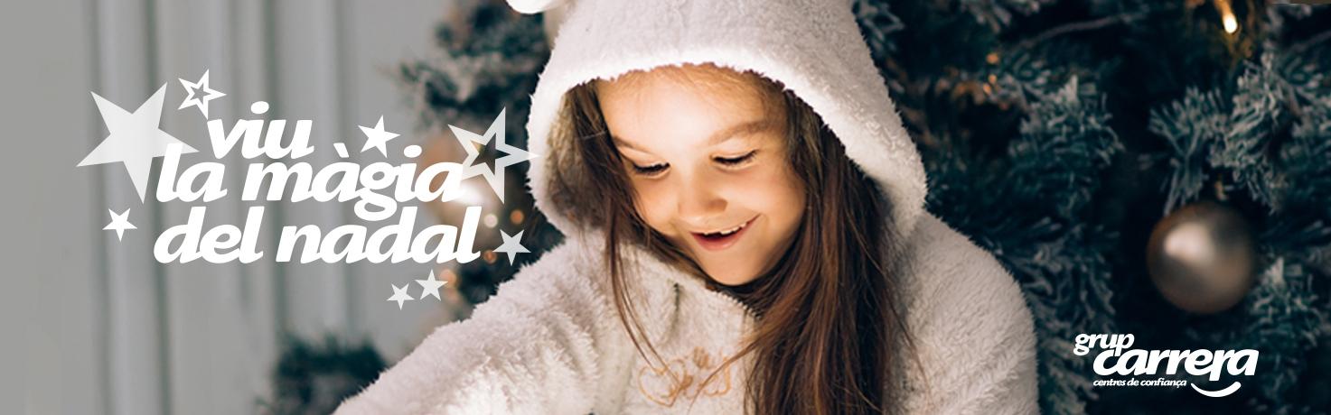 Viu la màgia del Nadal a Grup Carrera