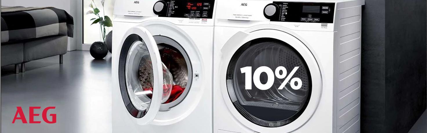 Promoció rentat AEG