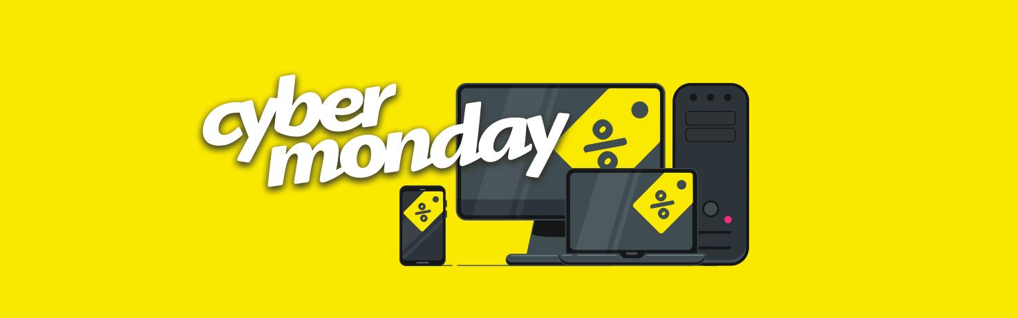 No et perdis el Cyber Monday de Grup Carrera!